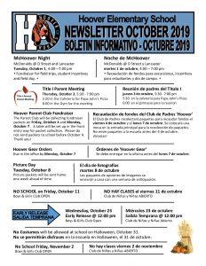 October Newsletter_Website