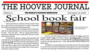 Hoover Journal - 2nd Edition